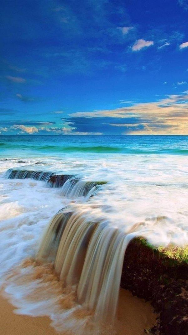 Waterfall Beach, Australia