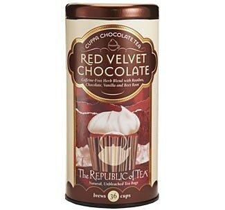 Republic of Tea Red Velvet Chocolate Tea