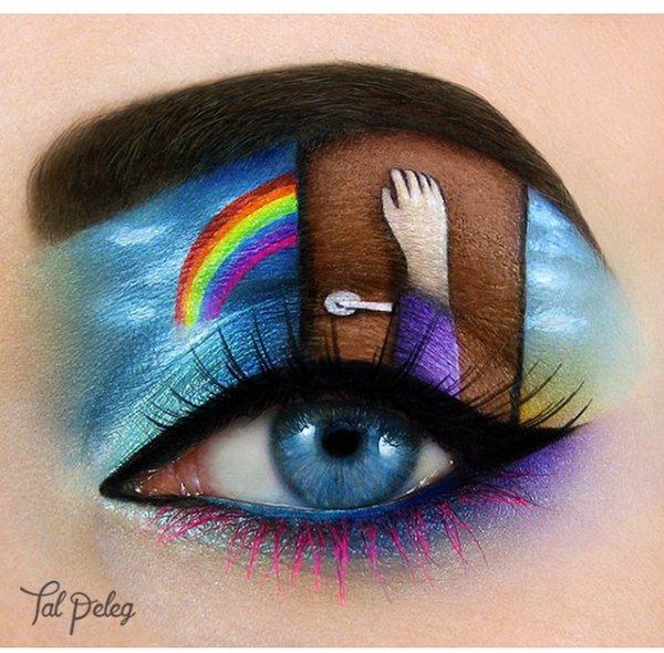 color,face,eye,eyebrow,blue,