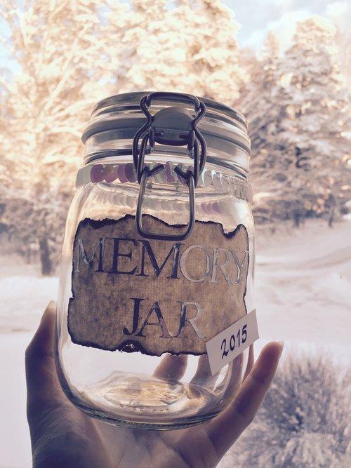 photograph,blue,winter,mason jar,lighting,