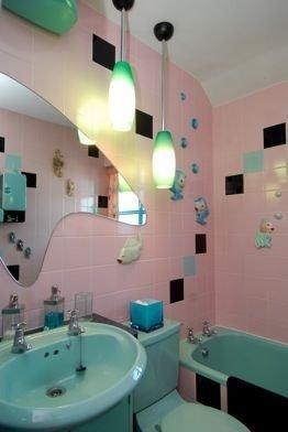 Funky Bathroom Colors