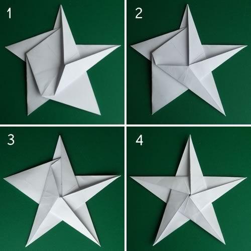 Basic Origami Star