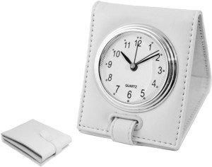 Leather Travel Alarm