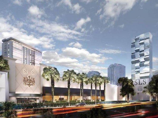 Philip Starck's SLS Las Vegas Resort