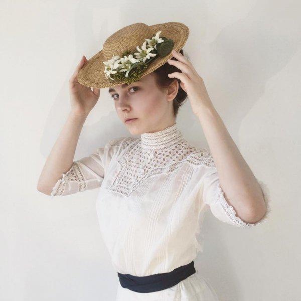 Edwardian Girl