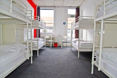Check in Hostel, Berlin, Germany