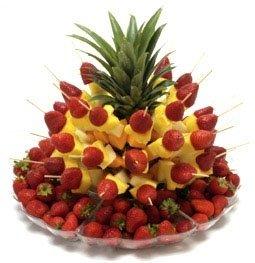 Skewered Fruit