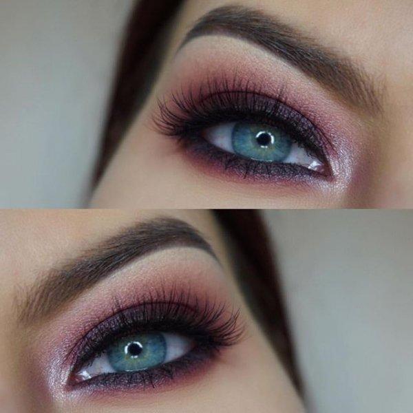 eyebrow, color, purple, violet, lilac,