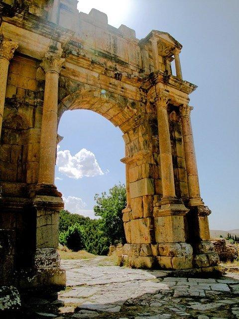 Djemila, Algeria
