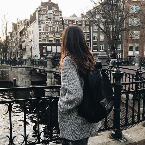 clothing, road, snapshot, lady, winter,