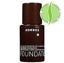 Wild Rose Foundation by Korres