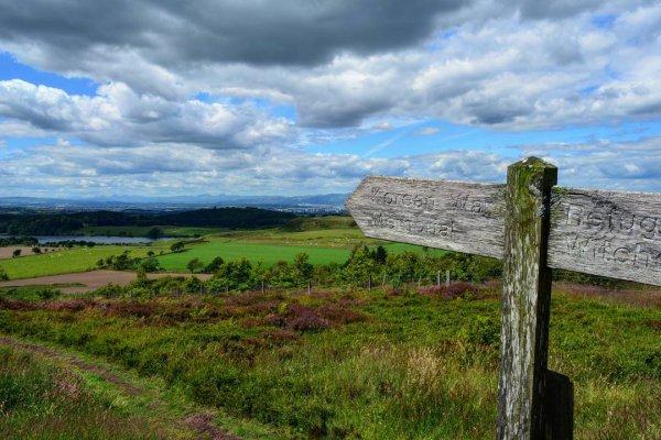 grassland, sky, highland, cloud, nature reserve,