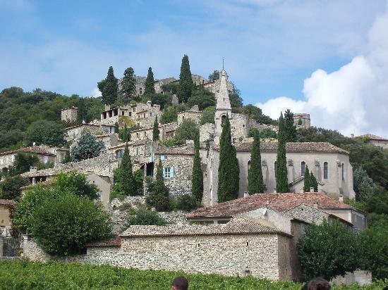 La Roque-sur-Cèze, Languedoc-Roussillon