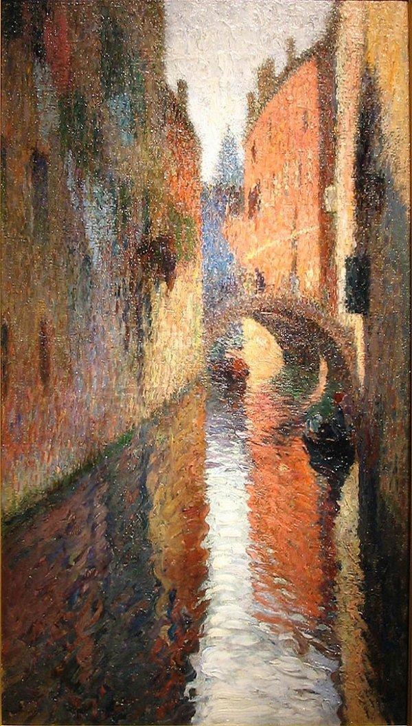 Canal in Venice - Martin