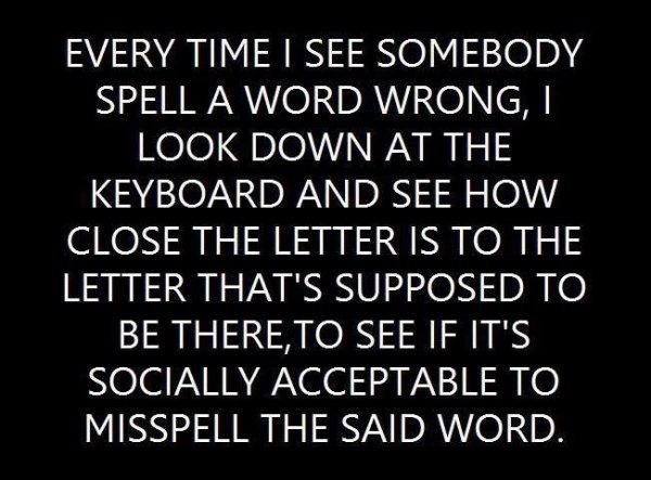 Acceptable Errors