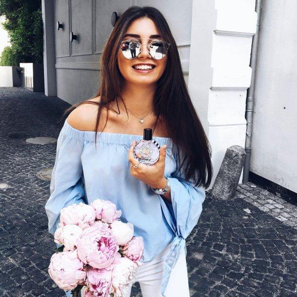 clothing, pink, woman, dress, glasses,