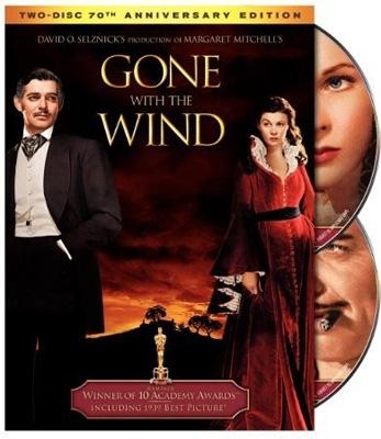 Scarlett and Rhett (Gone with the Wind)