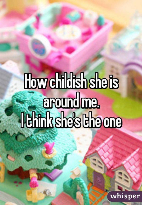 The Childish Nature