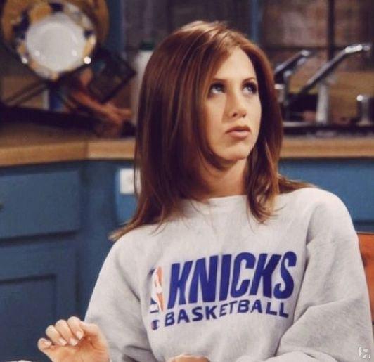 Rachel's Knicks Sweatshirt