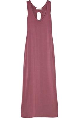 Kain Vera Cross-Back Jersey Maxi Dress