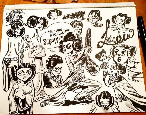 cartoon, comics artist, comics, comic book, sketch,