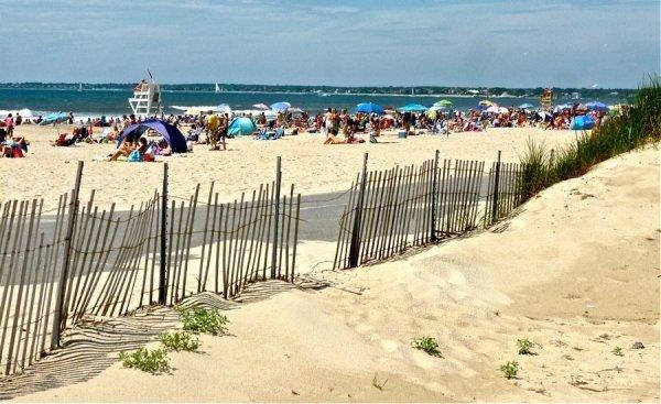 Horseneck Beach, Westport, Massachusetts