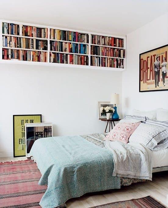 bed frame, room, wall, furniture, bedroom,