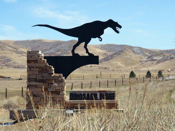 Dinosaur Ridge, Morrison