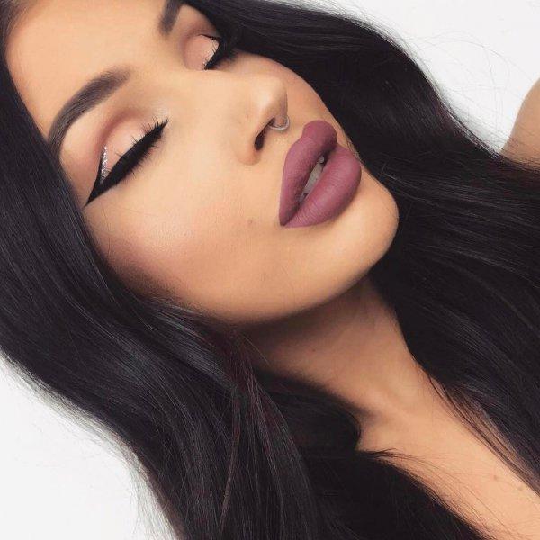 eyebrow, face, hair, black, black hair,