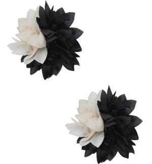 Forever21 Flower Hair Clips