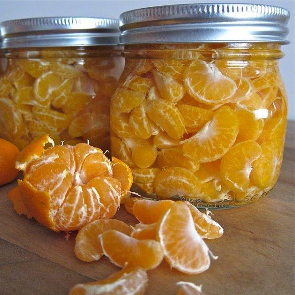 Can Mandarin Oranges