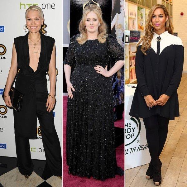 Jessie J, Adele & Leona Lewis