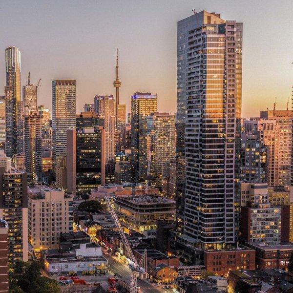 metropolitan area, cityscape, city, urban area, skyscraper,