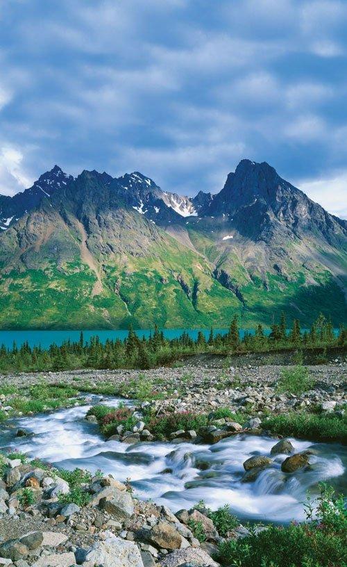 Alaska - Lake Clark National Park