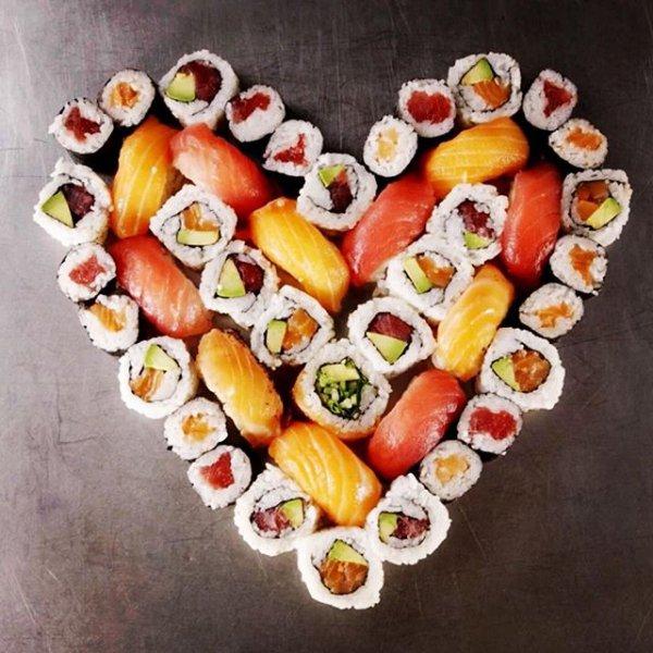 food, dish, cuisine, sushi, asian food,