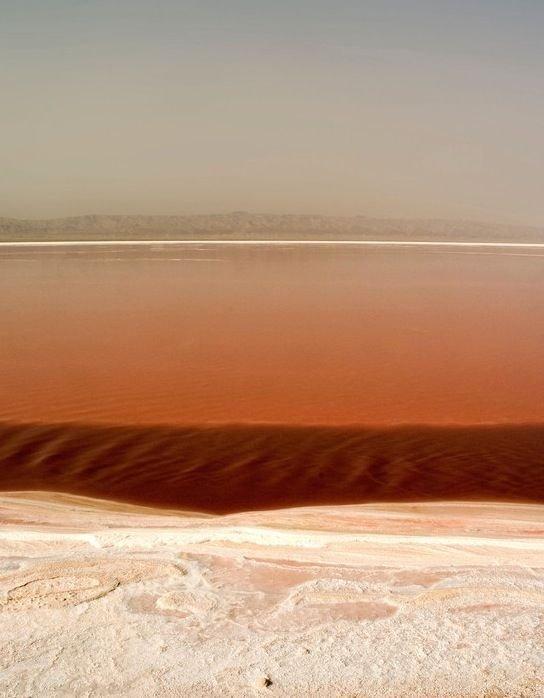 Salt Lakes, Tozeur, Tunisia