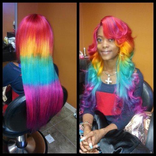 Every Shade of the Rainbow