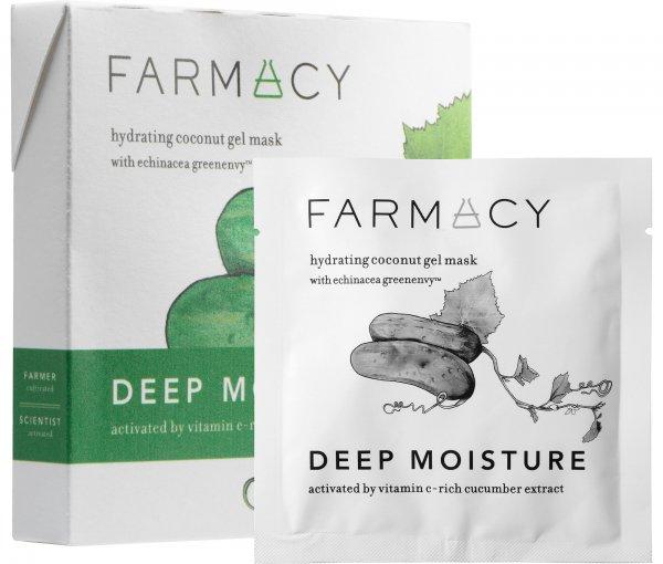 Farmacy Hydrating Coconut Gel Mask - Deep Moisture