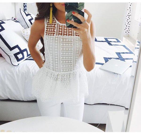 white, clothing, sleeve, dress, cocktail dress,