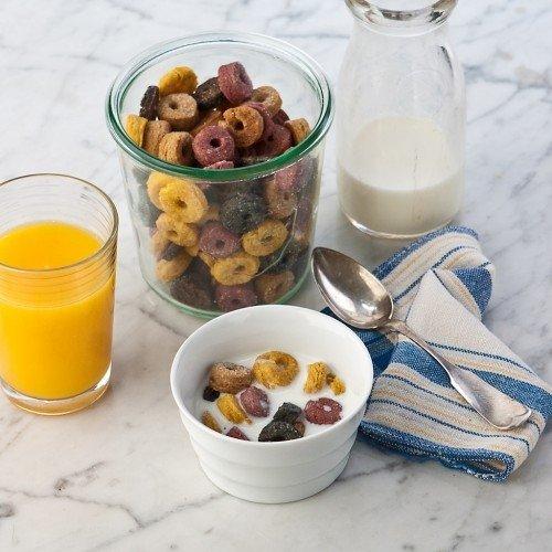 Gluten-Free Fruit Loops