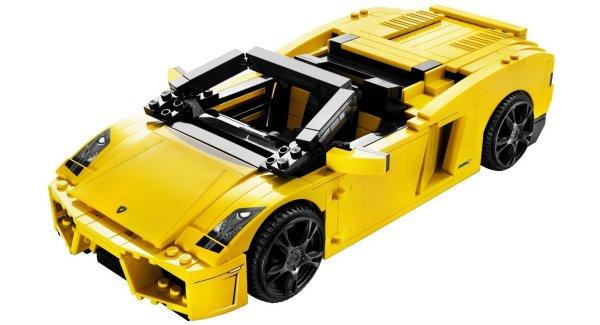 Racers Lamborghini Gallardo