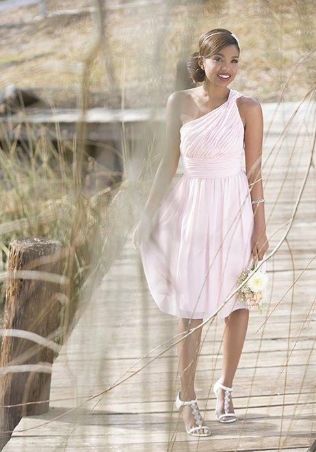 Moonlight Marvel Dress in Princess Pink