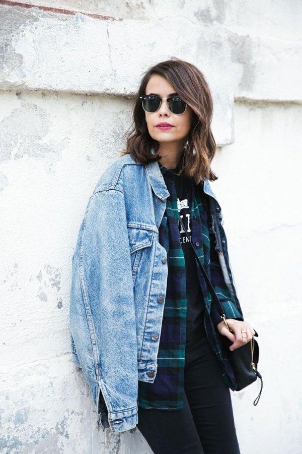 denim, clothing, jeans, eyewear, fashion model,