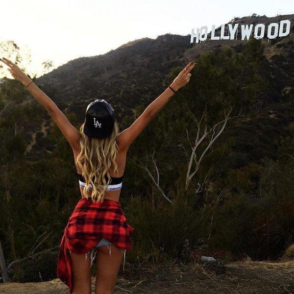 Hollywood Sign, Hollywood Sign, Hollywood Sign, image, adventure,