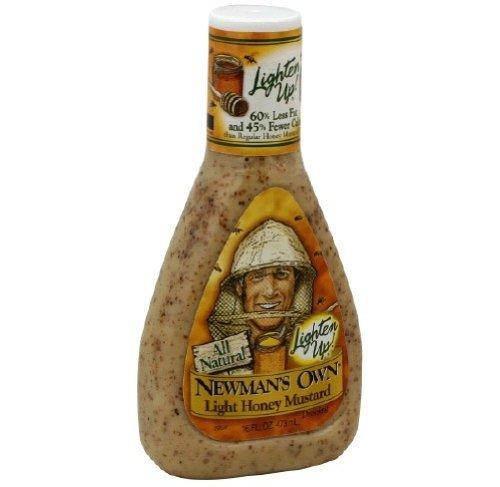 Newman's Own Lighten up! Honey Mustard – 70 Calories per 2 Tablespoons