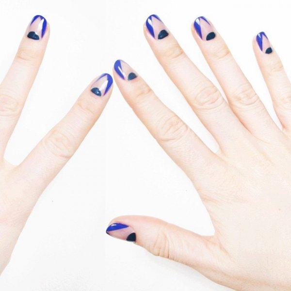 finger, hand, baseball equipment, nail, manicure,