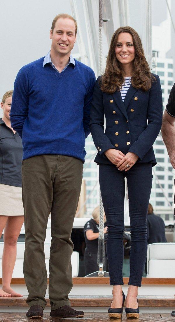 The Blazer and Skinny Jeans