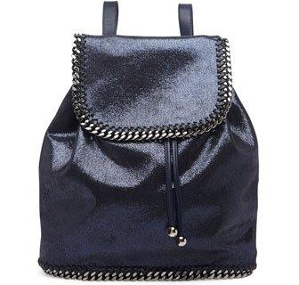 Falabella Faux Deerskin Backpack