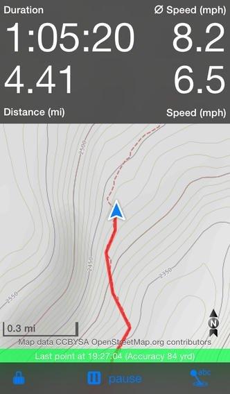 Trails - GPS Tracker