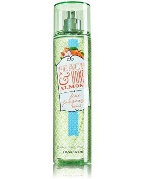 Peach & Honey Almond Fragrance Mist